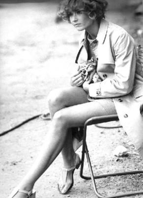 Marlène Jobert (par Georges Pierre)