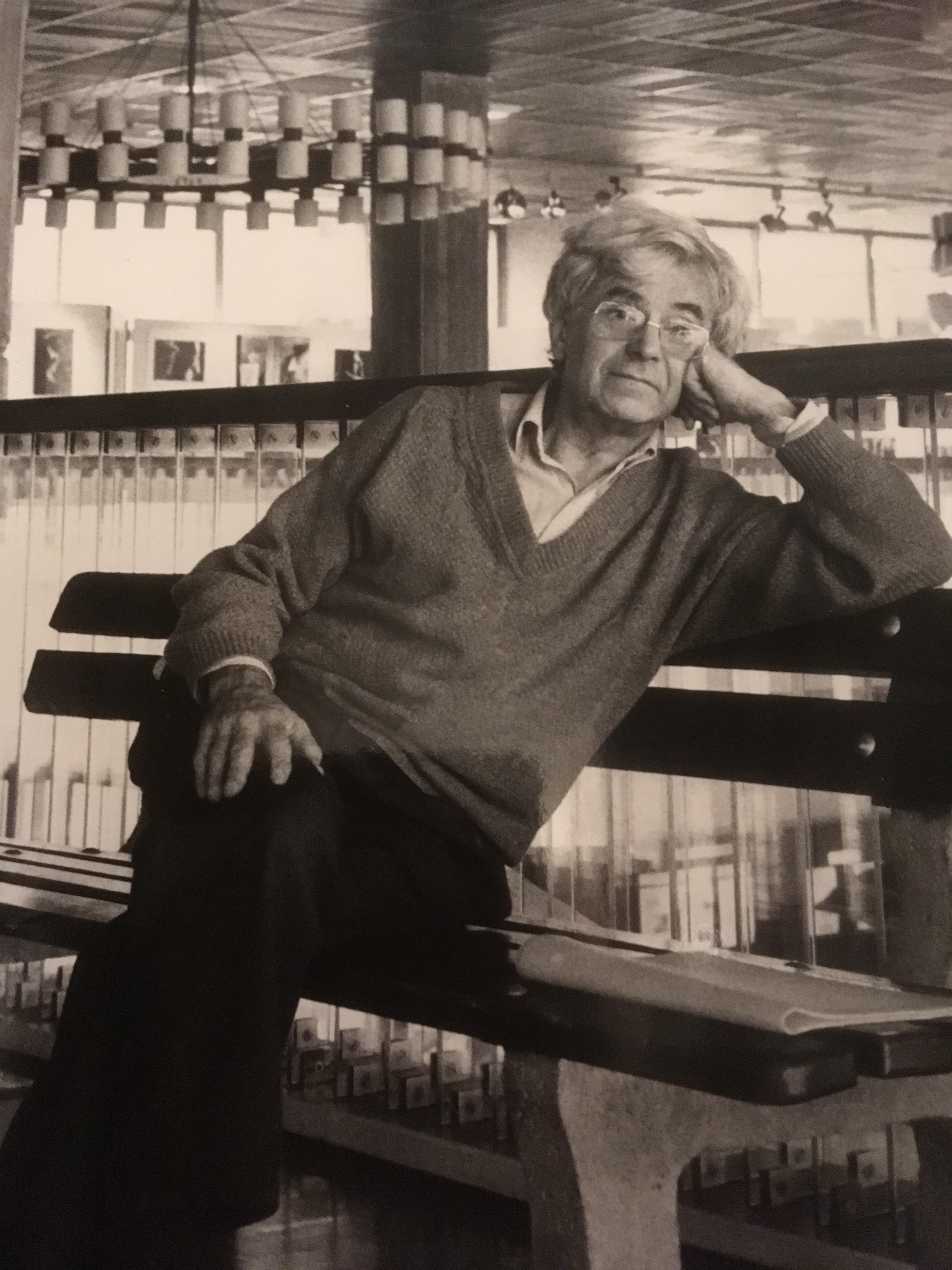 Portrait de Georges Pierre